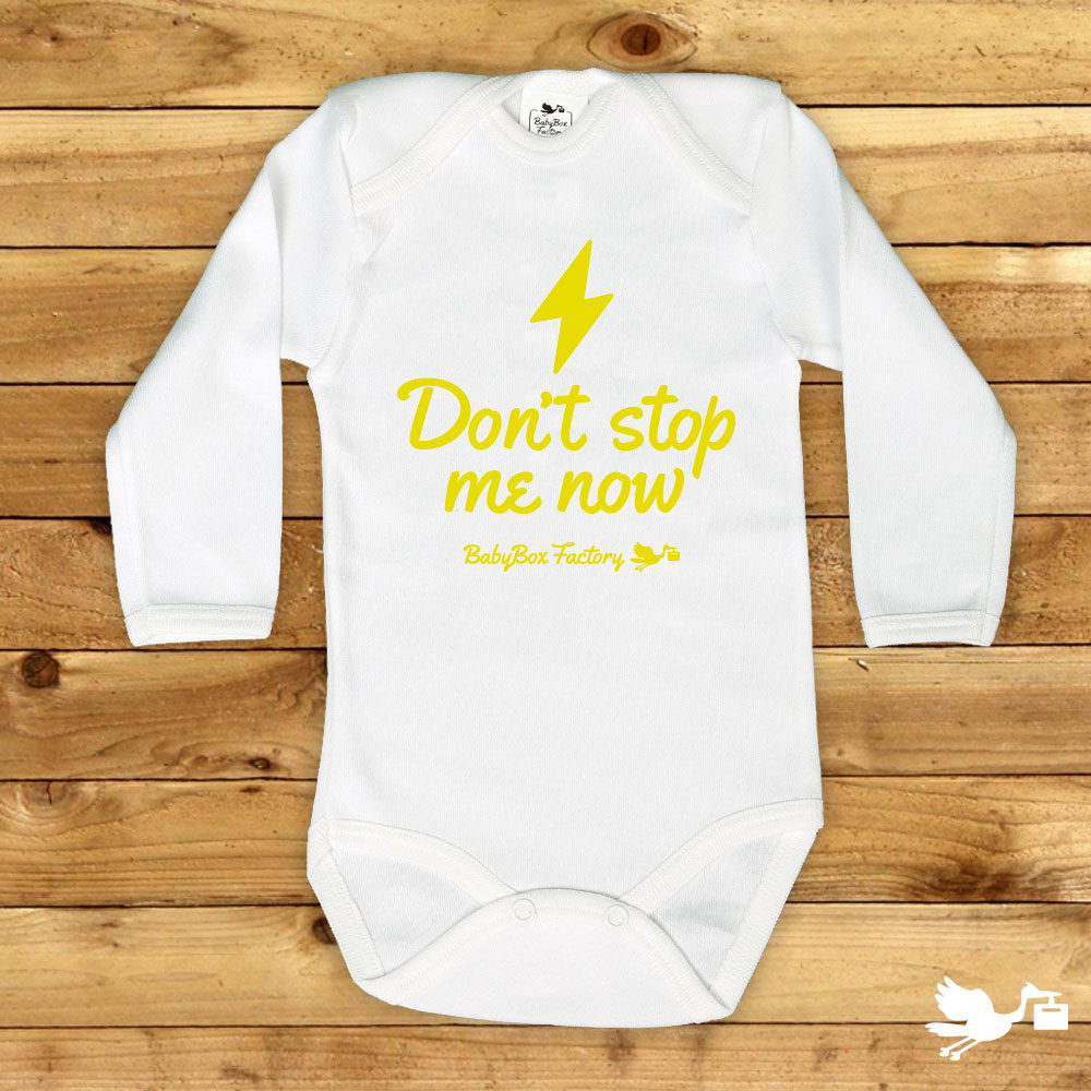 """Body """"Don't Stop me Now"""" 
