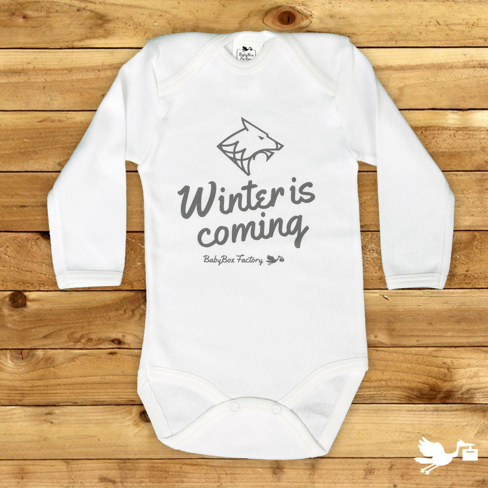 "Body ""Winter is Coming"" 